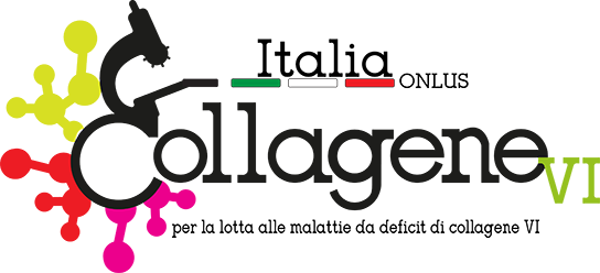 Logo Collagene VI Italia ONLUS